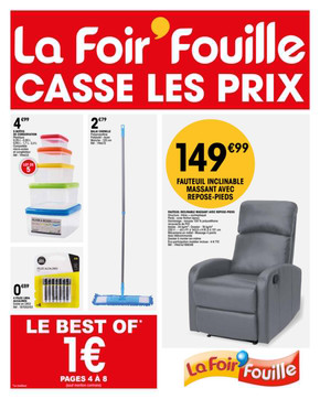 Catalogue La Foir'Fouille